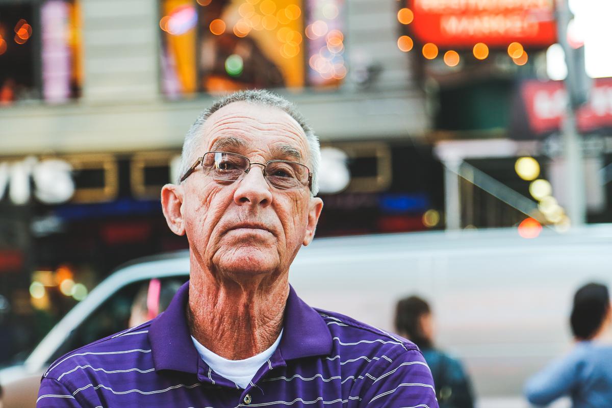 NYC - Grandpa